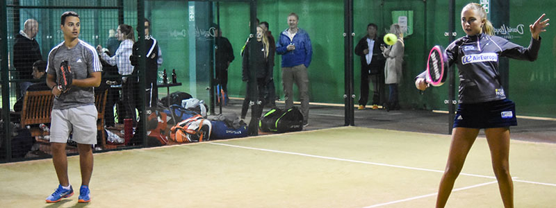 Padel tennis and the LTA