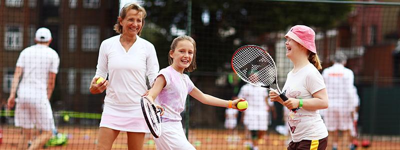 2019 Queen's inclusive tennis festival