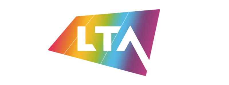 LTA Rainbow logo