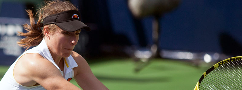 Johanna Konta's great run in Monterrey ends in the semi-finals