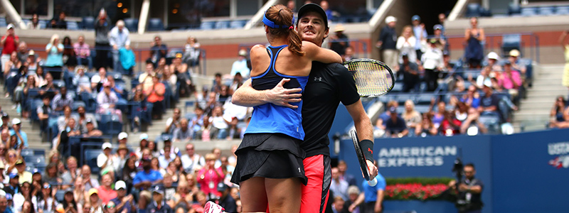 Jamie Murray leads history of British mixed doubles stars