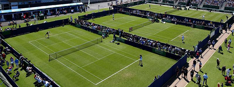 Grass Courts