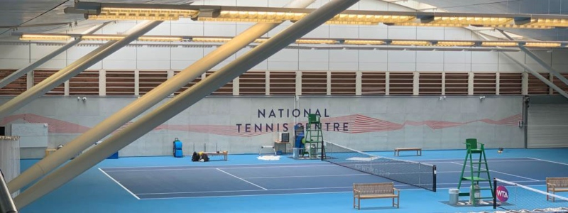 The National Tennis Centre
