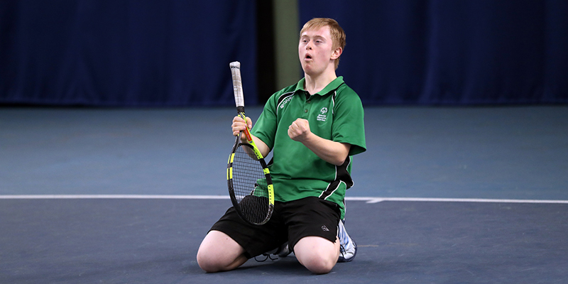 LTA Open Court - Learning Disability tennis