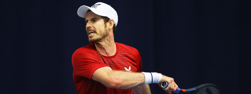 Andy Murray will compete in the 2021 cinch Championships