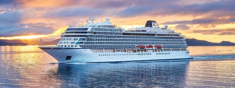 Viking Ocean Ship
