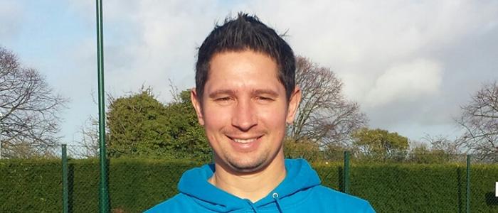 Aegon Coach Of The Month Steve Worsley Lta