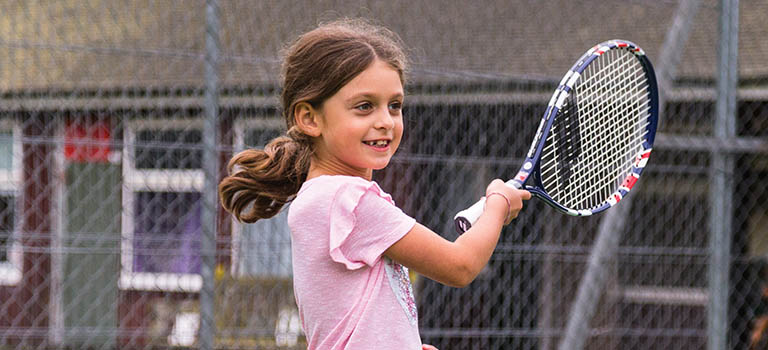 Tennis for Kids returns!