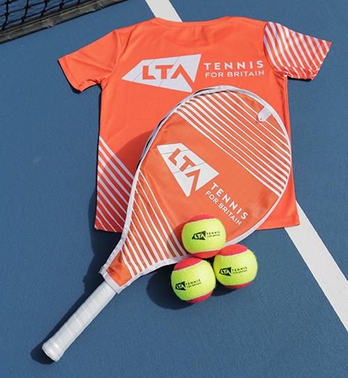 Tennis for Kids equipment