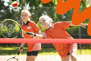 LTA Youth Tennis for Kids