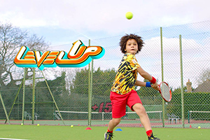 LTA Youth Start Level Up