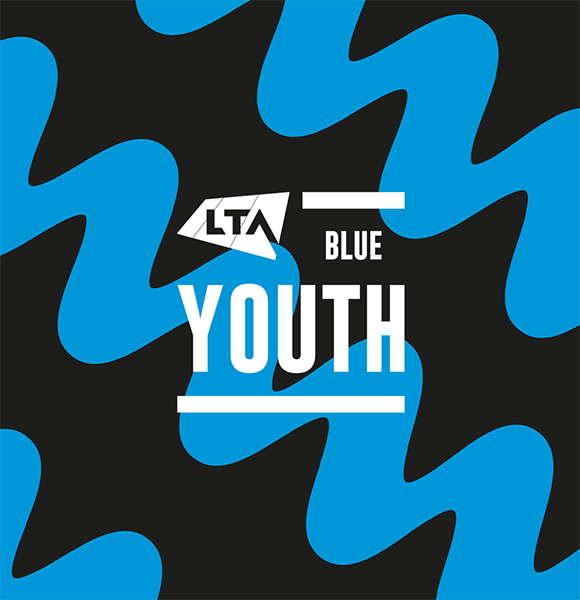 LTA Youth Blue Logo