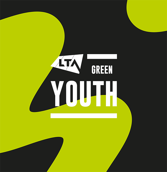 LTA Youth Green Logo