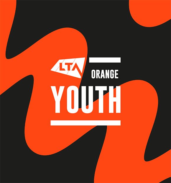 LTA Youth Orange Logo