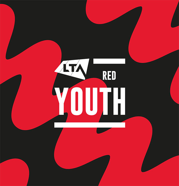 LTA Youth Red Logo