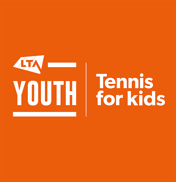 LTA Youth Tennis for Kids logo