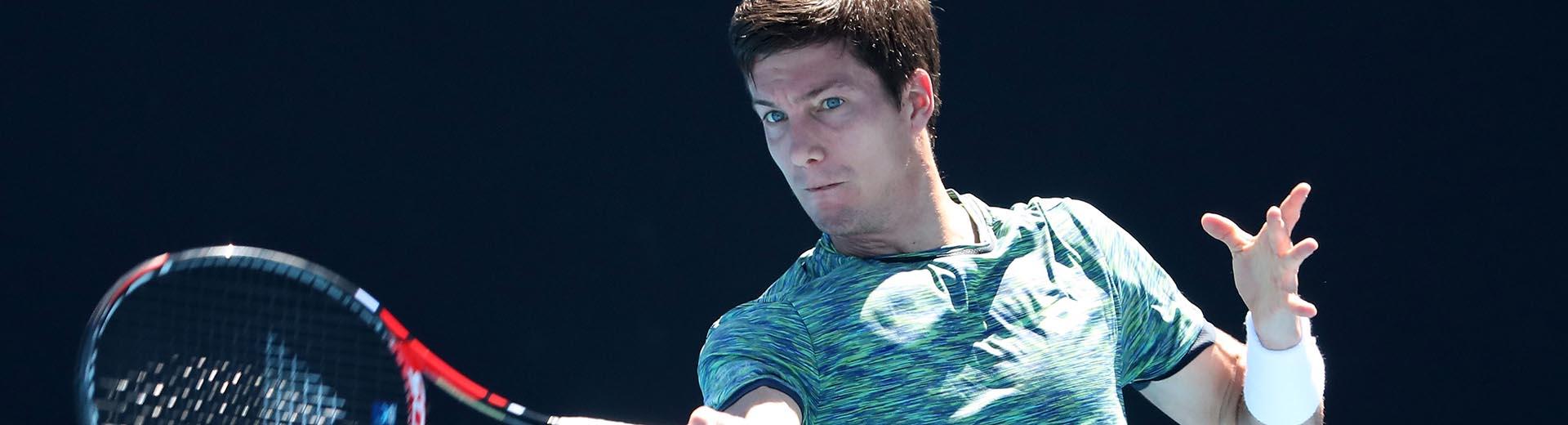 British Tennis Round-up: Bedene grabs second Irving title