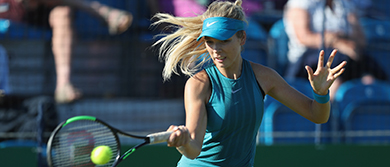 Katie Boulter in Southsea