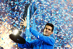 Nole Winning ATP World Tour Finals