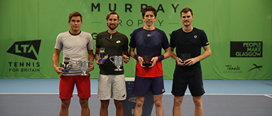 Jamie Murray and John-Patrick Smith finish runners-up