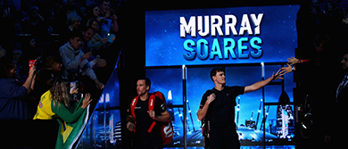 Bruno Soares and Jamie Murray in London