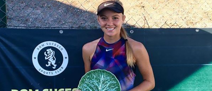 Katie Swan captures her first $25k ITF title in Portugal