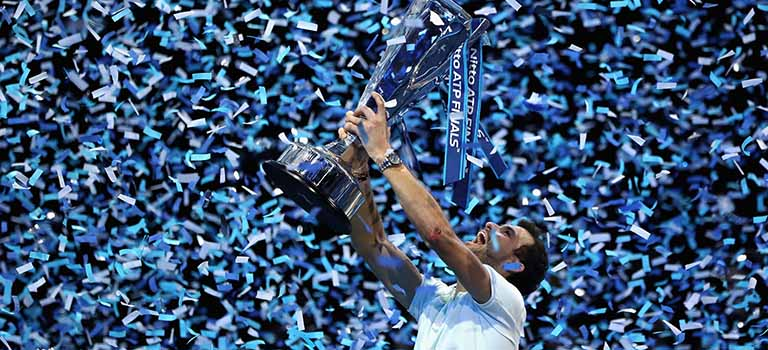 Get up to 15% off tickets to the Nitto ATP Finals!