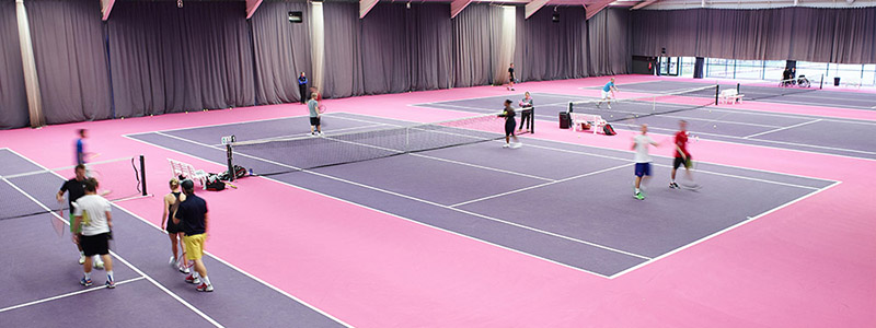 Loughborough University Tennis Centre