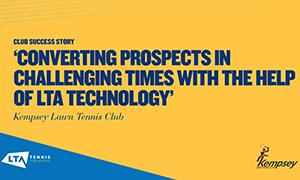 Club success story: Kempsey Tennis Club