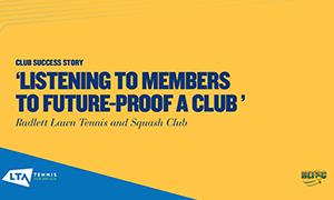 Club Success Story Radlett